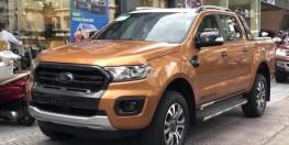 Ford Ranger Wildtrak 2.0L mới, giá tốt nhất thị trường, vay mua xe lãi suất thấp