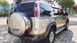 Đổi xe cần bán xe Everest 2009, số tự động, máy dầu, màu xám
