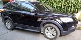 Chevrolet Captiva LTZ 2009 màu đen chính chủ ít đi.