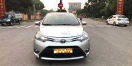 Cần bán Toyota Vios 1.5 E sản xuất năm 2014, màu bạc. Chính Chủ Hàng Tuyển