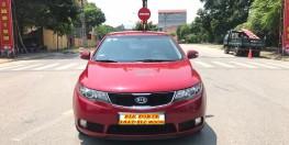 Cần bán xe Kia Forte SLI 1.6 AT sản xuất 2009, màu đỏ, nhập khẩu, MỚi Nhất Việt Nam