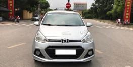Hyundai Grand i10 1.2 Sport 2016, màu bạc, nhập khẩu. Siêu Lướt