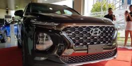Hyundai Santafe 2019 All New, Đủ màu giao ngay với ưu đãi cực lớn, hỗ trợ vay lãi suất tốt nhanh chóng