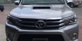 Bán Toyota Hilux 2 cầu, tự động, đời 2016, giá còn thương lượng tốt.