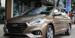 Hyundai Accent 2019 giảm giá cực sâu