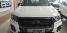 Bán Xe Ford Ranger Wildtrak Bi-Turbo Nhập Thái, KM Mới Nhất Tháng 5