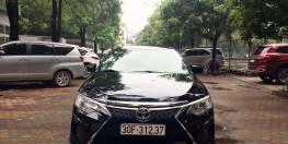 Bán xe Camry 2.5Q 2016, chính chủ xe đi mới hơn 2 vạn km