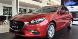 Mazda 3 giá tôt nhất khu vực Hà Nội
