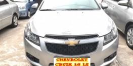 Chevrolet Cruze 1.6 LT đời 2011, màu bạc, xe tuyển không lỗi. 1 chủ từ mới