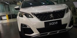 Peugeot 5008 2019 - Đủ màu - Nhận xe ngay. Trả trước 20% nhiều ưu đãi hấp dẫn
