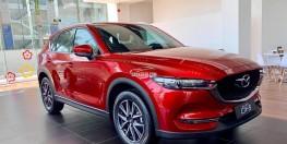 Bán ô tô Mazda CX 5 2.0 đời 2019, màu đỏ, tặng 1 năm bảo hiểm vật chất, ưu đãi lên tới 50 triệu