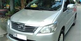 Bán xe Toyota Innova cuối 2012 2.0E số sàn xe gia đình chỉnh chủ không kinh doanh