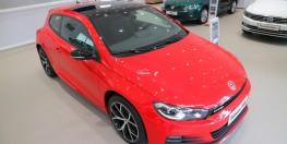 Xe thể thao nhập Đức Volkswagen Scirocco GTS giá tốt