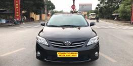 Toyota Corolla altis 1.8G năm sản xuất 2011, màu đen, Cực MỚi Siêu Lướt
