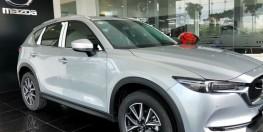 Duy Nhất 01 Xe Mazda CX5 2.0 Mới 100% VIN 2018 màu Bạc - Giảm Khủng Tiềnn Mặt + Tặng BHVC - LH 0975 599 318 để được giá tốt