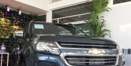 Bán xe Chevrolet Trailblazer 2.5L VGT 4x4 AT LTZ-2019, màu trắng. Hỗ trợ vay 80%