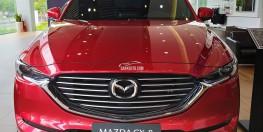 MAZDA CX-8 LUXURY 2019 ĐỎ PHA LÊ CAO CẤP
