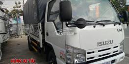 Xe tải ISUZU 3t49 thùng dài 4m4 giá tốt nhất thị trường.