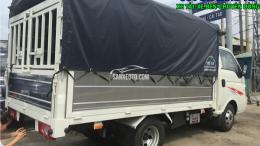 Xe tải nhẹ JAC 1 tấn thùng 3m2 đời 2019, hỗ trợ trả góp.