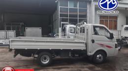 Xe tải 1 tấn máy dầu JAC X99 thùng dài 3m2, giá mềm.