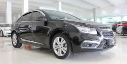 Cần bán Chevrolet Cruze LTZ đời 2017 at, Odo: 43.000 km màu đen, xe đẹp như mới ạ.