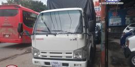Xe tải ISUZU 3t49 thùng 4m4 giá rẻ bất ngờ.
