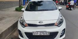 Cần bán Rio 2015 1.4, màu trắng số at, xe đẹp cực.
