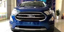 Ford Ecosport 2019 giá thấp nhất Sài Gòn.