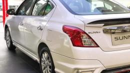 Nissan Sunny giá tốt nhất khu vực từ 428 triệu đồng, giao xe tận nơi.