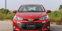 Giá xe Toyota Vios 2019. Mua xe Vios 2019 chỉ với 100 triệu đồng