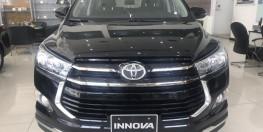 Bán xe Toyota Innova 2.0G Venturer Màu Đen, Khuyến Mãi Lớn, Giao Ngay