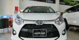 Bán xe Toyota Wigo G 1.2 AT 2019 Giá Tốt, Đủ Màu, Giao Ngay