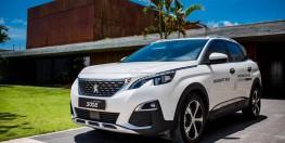 Peugeot Thái Nguyên bán Peugeot 3008 Allnew ưu đãi cực lớn - xe giao ngay