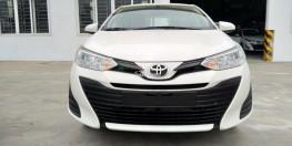 Giá xe Toyota Vios 2019. Mua xe Toyota VIos 2019 giá siêu hấp dẫn, giao xe ngay