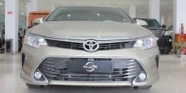 Cần bán Toyota Camry 2016 2.5Q màu nâu vàng, xe đẹp như mới, giá lại ưu đãi.