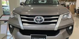 Toyota Fortuner 2.4 Máy dầu số sàn 2019 - Hỗ trợ trả góp đủ màu giao ngay
