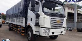 Xe tải FAW 7t2 thùng dài 9m7 - Hỗ trợ trả góp.