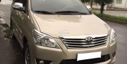 Toyota Innova 2013 Số Sàn Hồ Chí Minh