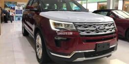 Ford Explorer 2019 giá cực tốt trong mùa hè này.