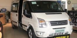 Transit Limousine 2019 giá cực ưu đãi trong mùa hè này.