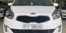 Cần bán Kia Rondo 2016, 2.0 at, màu trắng, xe đẹp lung linh