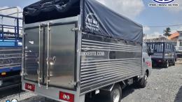 Xe tải JAC 1 tấn thùng dài 3m2 động cơ công nghệ ISUZU.