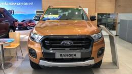 Ranger Wildtrak 2019 chỉ còn vài chiếc giá cực sốc.