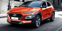 Hyundai Kona đủ màu, đủ phiên bản, hổ trợ vay lên đến 80% giá trị xe, xe có sẳn, giao ngay. giá từ 616tr