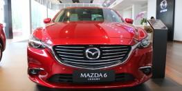 Mazda 6 ưu đãi cực tốt đến 61 Triệu