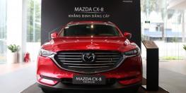 Giảm giá cực sốc 100 triệu tiền mặt Mazda CX8