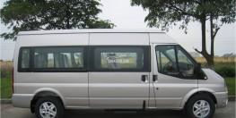 Ford Transit - Limousine tất cả các dòng xe giá chỉ từ...