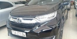 Honda CRV 2018, số at,  xe chạy lướt, xe nhập khẩu chính hãng, giá rẻ.