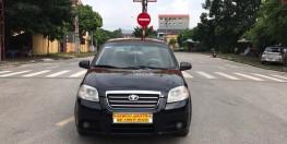 Daewoo Gentra sx đời 2008, màu đen, Nói k xe dịch vụ với taxi đổi màu