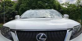 GIAO NGAY Lexus RX450h 2009 nhập khẩu đăng kí 2011 uy tín giá tốt